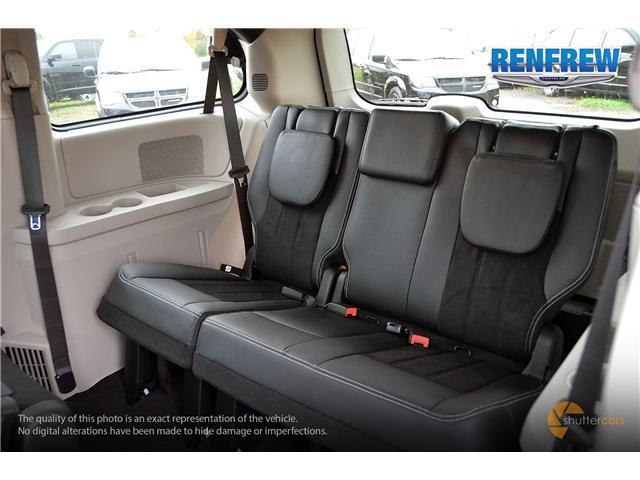2017 Dodge Grand Caravan CVP/SXT (Stk: SLH275) in Renfrew - Image 11 of 20