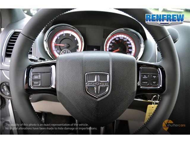 2017 Dodge Grand Caravan CVP/SXT (Stk: SLH275) in Renfrew - Image 15 of 20