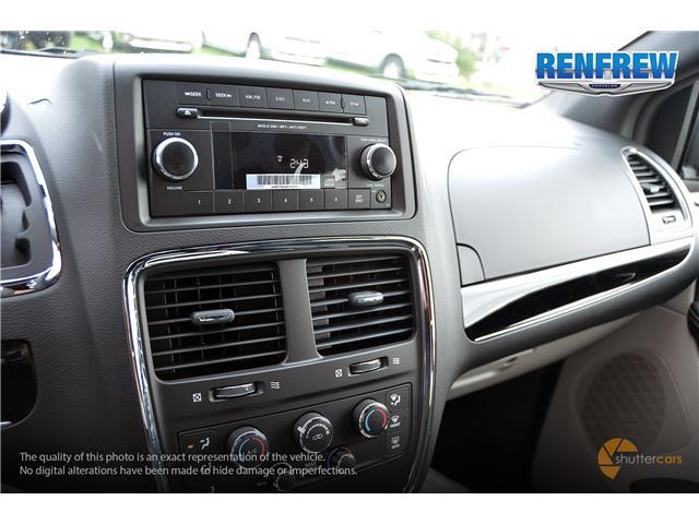 2017 Dodge Grand Caravan CVP/SXT (Stk: SLH275) in Renfrew - Image 17 of 20