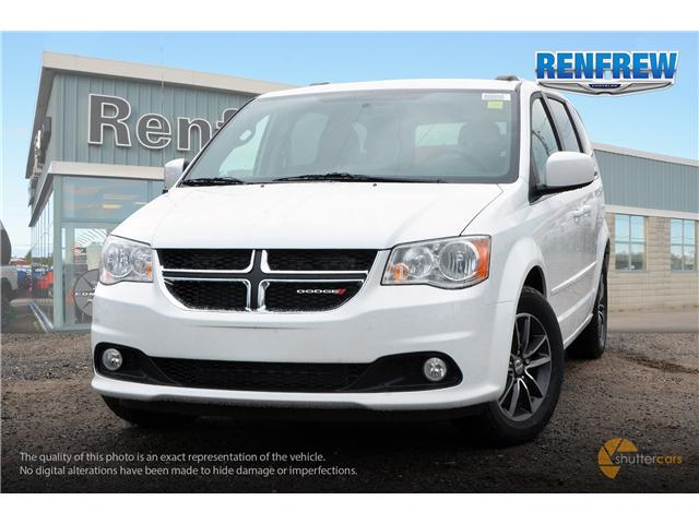 2017 Dodge Grand Caravan CVP/SXT (Stk: SLH279) in Renfrew - Image 1 of 20