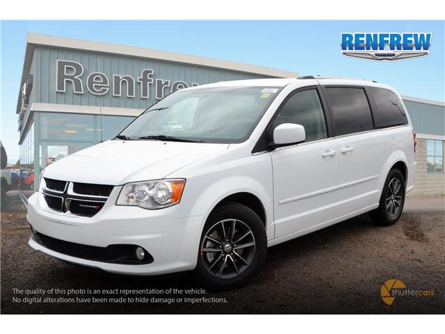 2017 Dodge Grand Caravan CVP/SXT (Stk: SLH279) in Renfrew - Image 2 of 20
