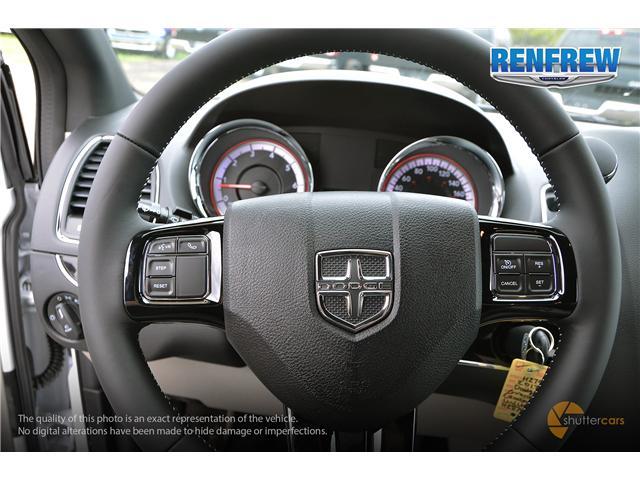 2017 Dodge Grand Caravan CVP/SXT (Stk: SLH279) in Renfrew - Image 13 of 20