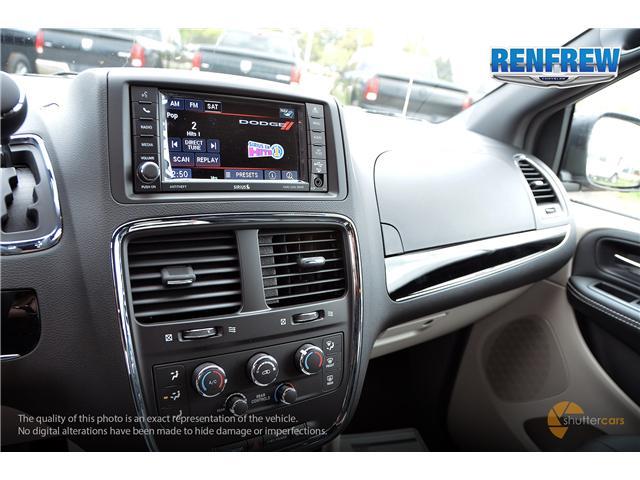 2017 Dodge Grand Caravan CVP/SXT (Stk: SLH279) in Renfrew - Image 15 of 20