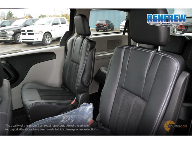 2017 Dodge Grand Caravan CVP/SXT (Stk: SLH290) in Renfrew - Image 9 of 20