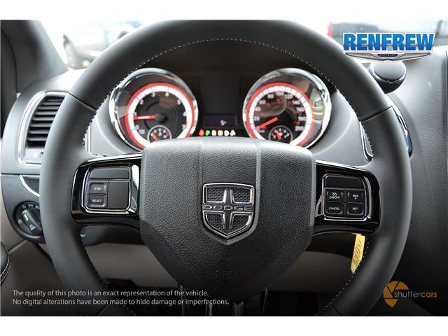 2017 Dodge Grand Caravan CVP/SXT (Stk: SLH290) in Renfrew - Image 14 of 20