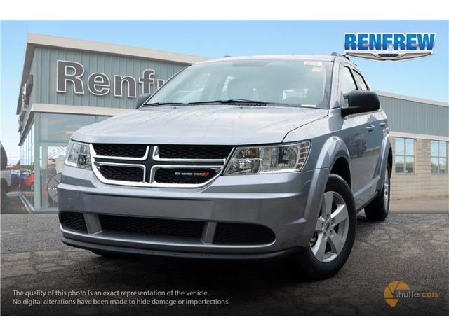 2018 Dodge Journey CVP/SE (Stk: J023) in Renfrew - Image 1 of 20