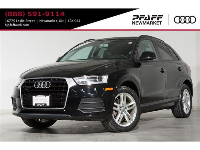 2016 Audi Q3 2.0T Komfort (Stk: A8774) in Newmarket - Image 1 of 17