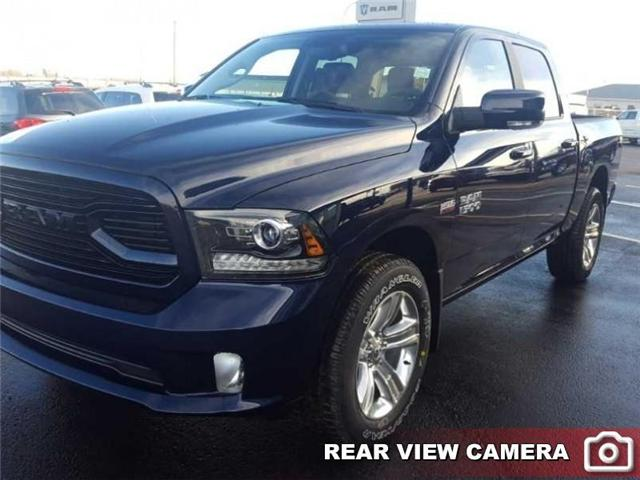 2018 RAM 1500 Sport (Stk: RT022) in  - Image 2 of 20