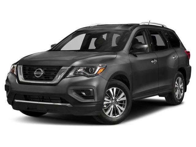 2018 Nissan Pathfinder  (Stk: N18109) in Hamilton - Image 1 of 9