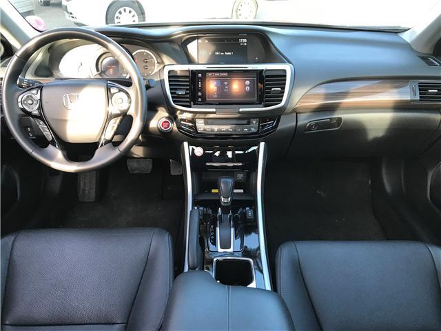 2017 Honda Accord Touring (Stk: B1983) in Lethbridge - Image 2 of 20