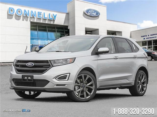 2017 Ford Edge Sport (Stk: DQ2939) in Ottawa - Image 1 of 27
