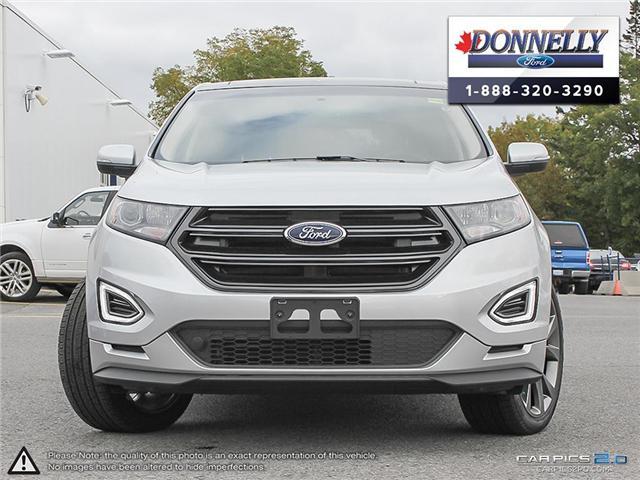2017 Ford Edge Sport (Stk: DQ2939) in Ottawa - Image 2 of 27