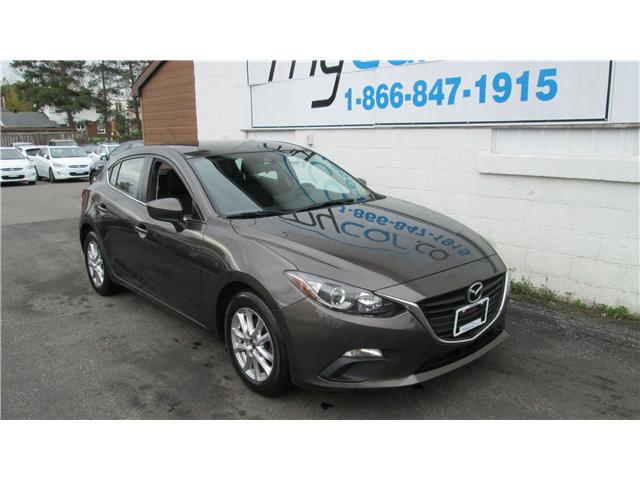 2014 Mazda Mazda3 GS-SKY (Stk: 171491) in Richmond - Image 1 of 13