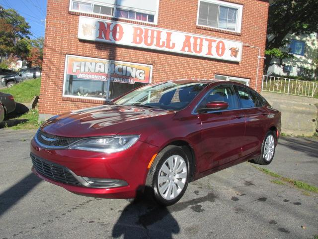 2015 Chrysler 200 LX (Stk: ) in Dartmouth - Image 1 of 13