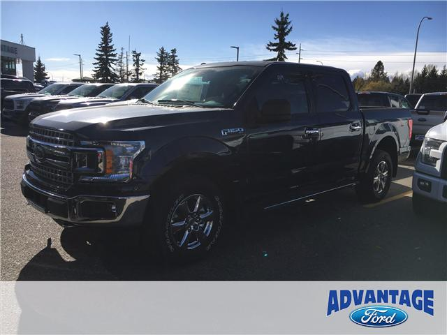 2018 Ford F-150 XLT (Stk: J-147) in Calgary - Image 1 of 5