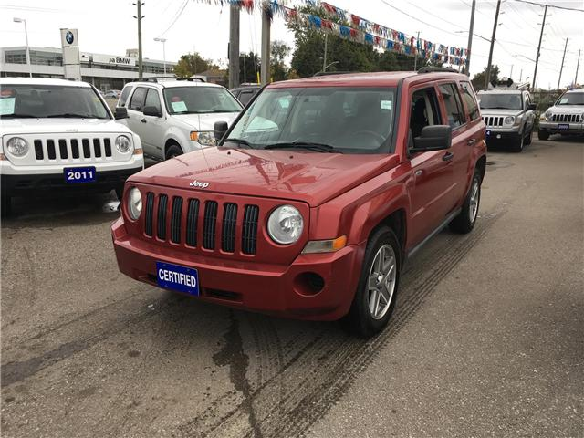 2009 Jeep Patriot Sport 4WD (Stk: P3266) in Newmarket - Image 1 of 20
