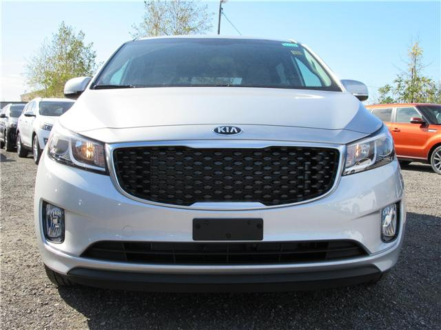2018 Kia Sedona SX+ (Stk: SD18018) in Mississauga - Image 2 of 22