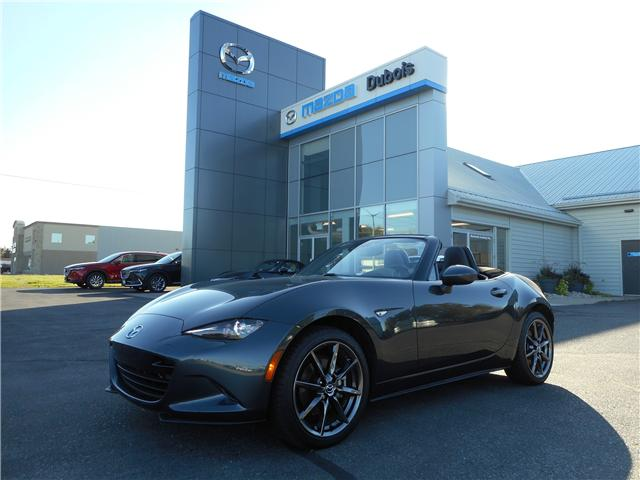2017 Mazda MX-5 GT (Stk: UC5606) in Woodstock - Image 1 of 25