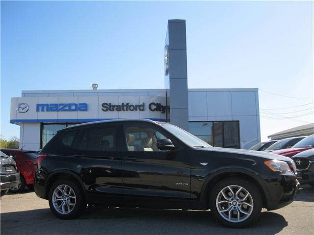 2013 BMW X3 xDrive28i (Stk: 00441) in Stratford - Image 1 of 30