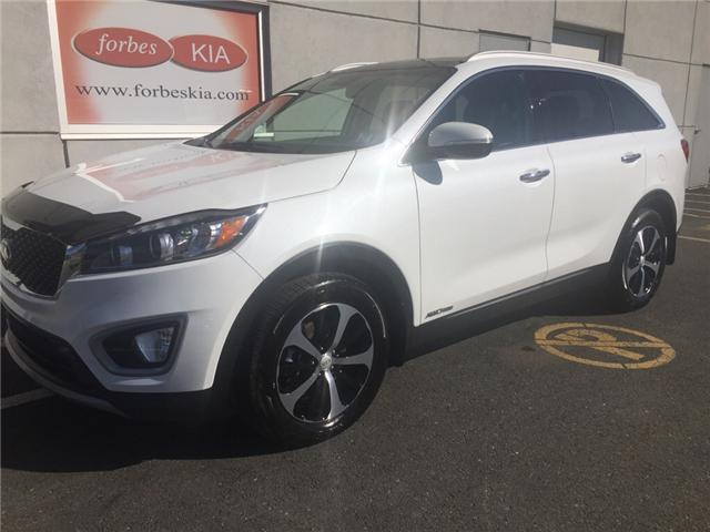 2017 Kia Sorento 3.3L EX+ (Stk: 17221) in New Minas - Image 1 of 18