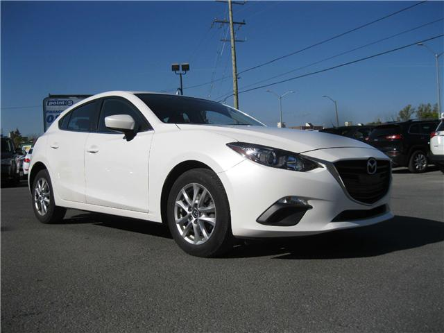 2015 Mazda Mazda3 GS (Stk: 171489) in Kingston - Image 1 of 11