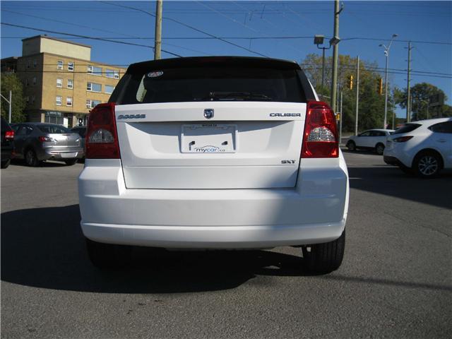 2012 Dodge Caliber SXT (Stk: 171440) in Kingston - Image 4 of 12