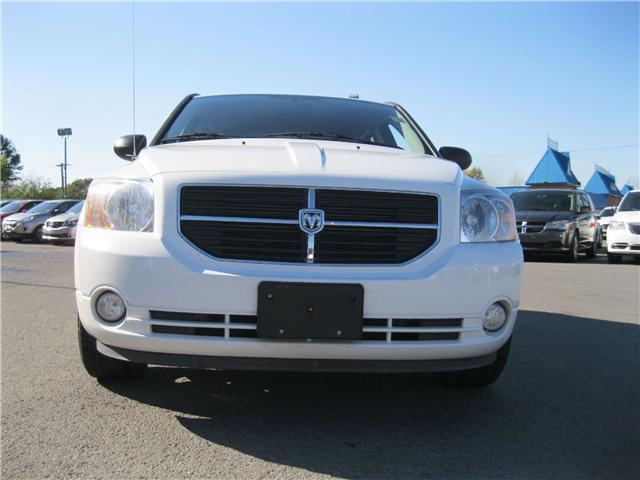 2012 Dodge Caliber SXT (Stk: 171440) in Kingston - Image 8 of 12
