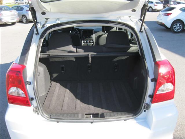 2012 Dodge Caliber SXT (Stk: 171440) in Kingston - Image 11 of 12