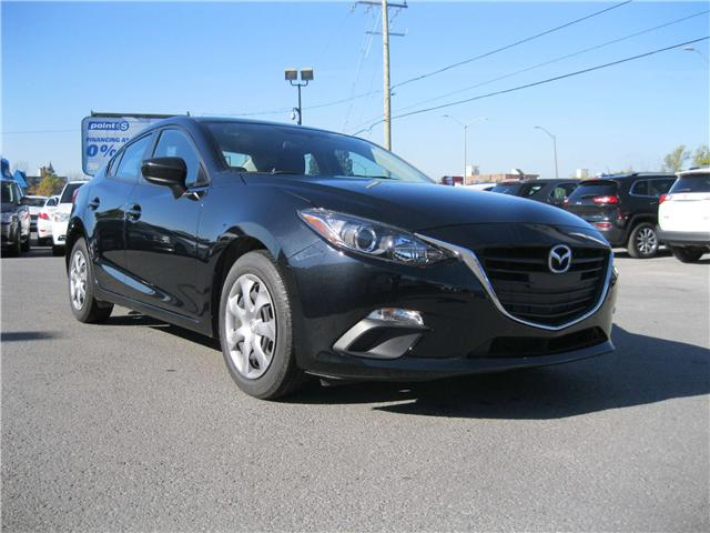 2015 Mazda Mazda3 GX (Stk: 171425) in Kingston - Image 1 of 11