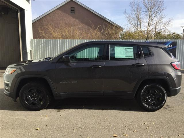 2018 Jeep Compass Sport (Stk: 11654) in Fort Macleod - Image 2 of 20