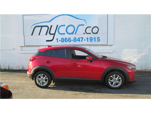 2016 Mazda CX-3 GS (Stk: 171449) in Richmond - Image 1 of 13