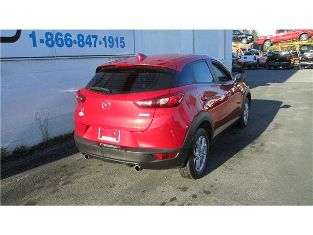 2016 Mazda CX-3 GS (Stk: 171449) in Kingston - Image 3 of 13