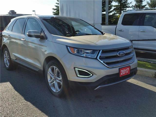 2017 Ford Edge Titanium (Stk: P7908) in Unionville - Image 1 of 20