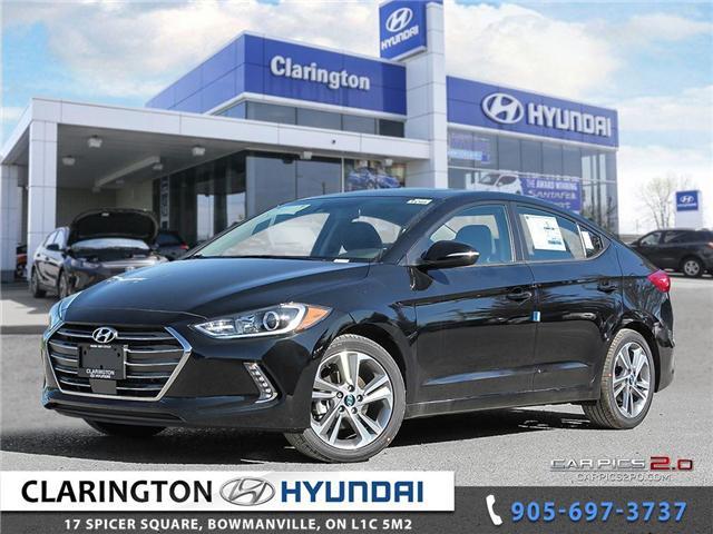 2018 Hyundai Elantra GLS (Stk: 17887) in Clarington - Image 1 of 27