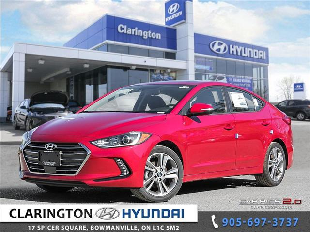 2018 Hyundai Elantra GLS (Stk: 17886) in Clarington - Image 1 of 27