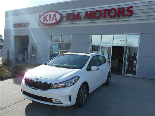 2018 Kia Forte 2.0L EX Luxury (Stk: 8FT8671) in Lethbridge - Image 1 of 18