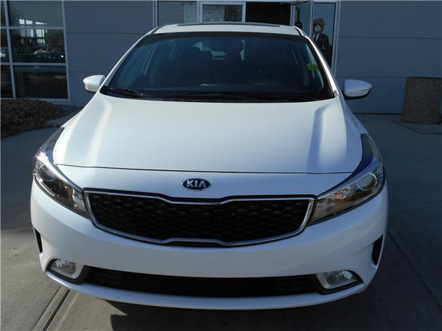 2018 Kia Forte 2.0L EX Luxury (Stk: 8FT8671) in Lethbridge - Image 2 of 18