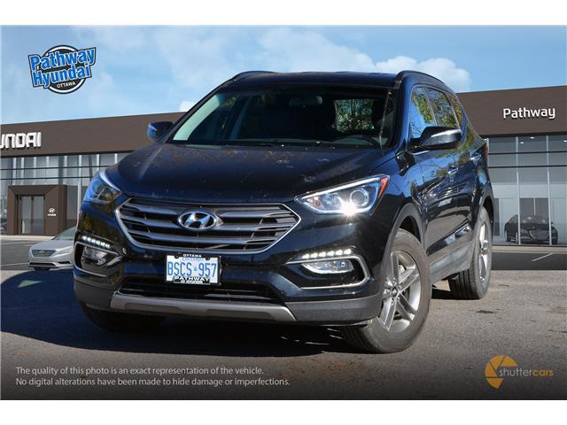 2017 Hyundai Santa Fe Sport 2.4 Premium (Stk: XP30199) in Ottawa - Image 1 of 20