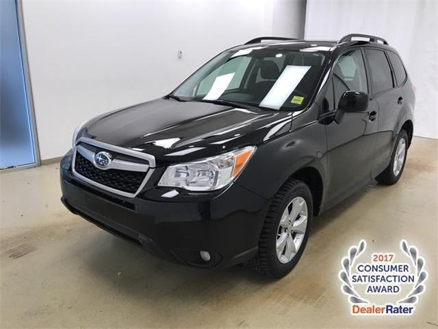 2016 Subaru Forester 2.5i Convenience Package (Stk: 186687) in Lethbridge - Image 1 of 39