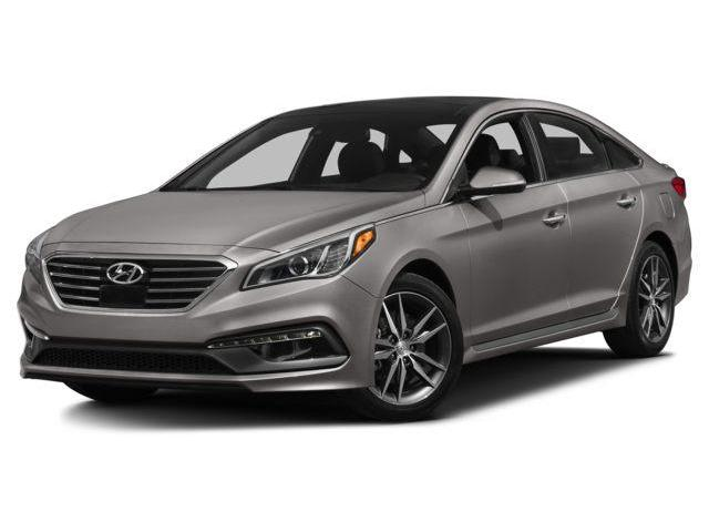 2017 Hyundai Sonata 2.0T Sport Ultimate (Stk: 17422) in Rockland - Image 1 of 10