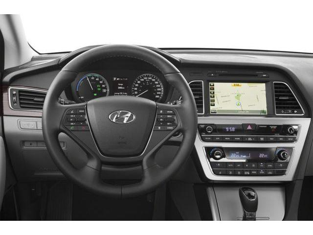 2017 Hyundai Sonata Hybrid Limited (Stk: SH72757) in Edmonton - Image 4 of 9