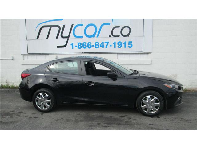 2014 Mazda Mazda3 GX-SKY (Stk: 171394) in Kingston - Image 1 of 12