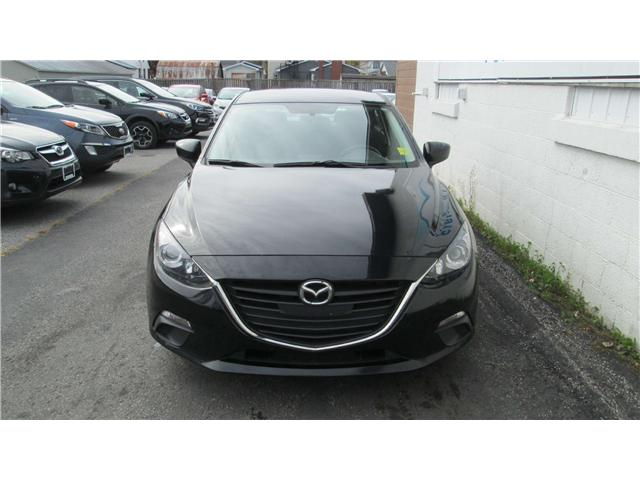 2014 Mazda Mazda3 GX-SKY (Stk: 171394) in Kingston - Image 2 of 12