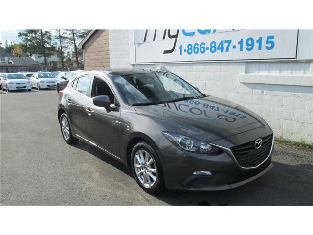 2015 Mazda Mazda3 GS (Stk: 171450) in North Bay - Image 1 of 13