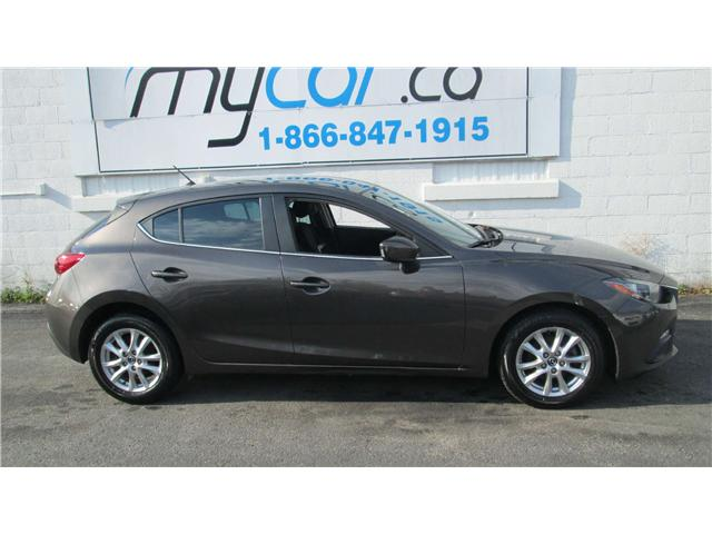 2015 Mazda Mazda3 GS (Stk: 171450) in Richmond - Image 2 of 13