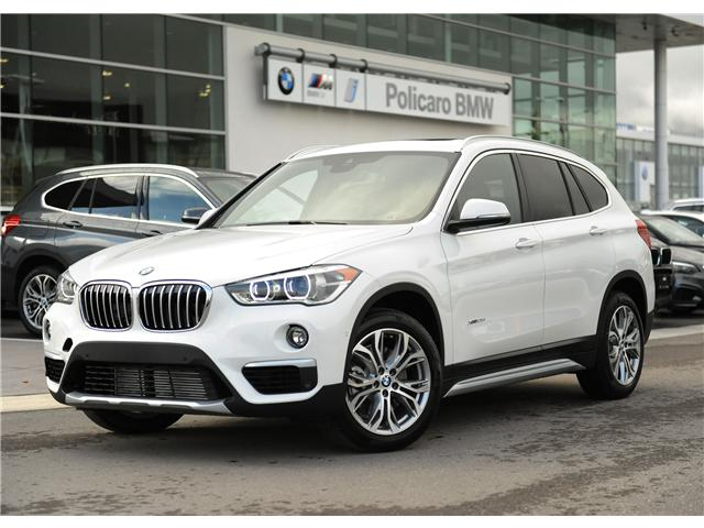 2018 BMW X1 xDrive28i (Stk: 8F92647) in Brampton - Image 1 of 11