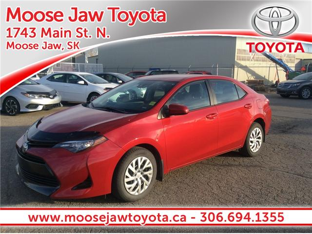 2017 Toyota Corolla LE (Stk: 6885) in Moose Jaw - Image 1 of 13