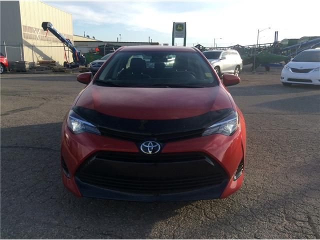 2017 Toyota Corolla LE (Stk: 6885) in Moose Jaw - Image 2 of 13