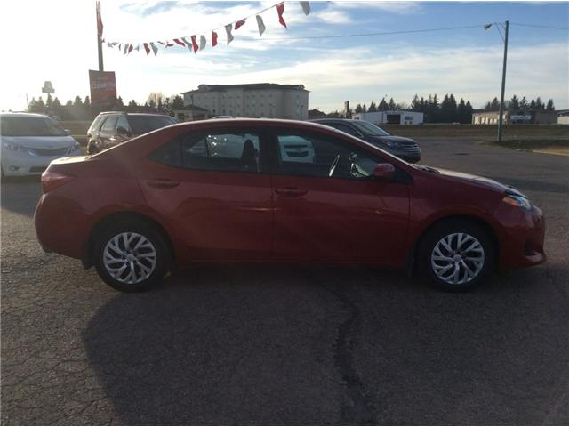 2017 Toyota Corolla LE (Stk: 6885) in Moose Jaw - Image 4 of 13