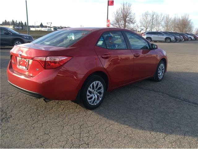 2017 Toyota Corolla LE (Stk: 6885) in Moose Jaw - Image 5 of 13